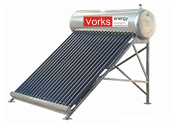 Vorks Energy - Residential Solar Water Heater