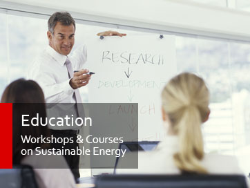 Vorks Energy - Workshops & Courses on Sustainable Energy