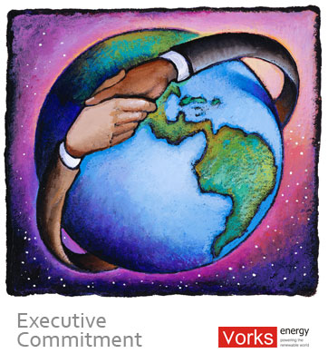 Vorks Energy - Executive Committment
